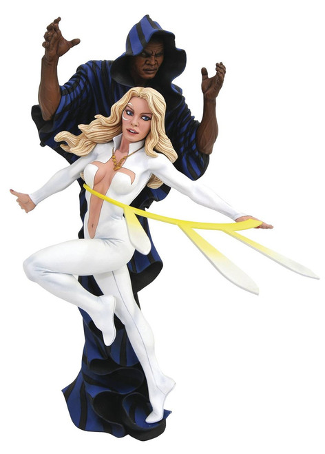 Marvel Gallery Cloak & Dagger 9-Inch Collectible PVC Statue