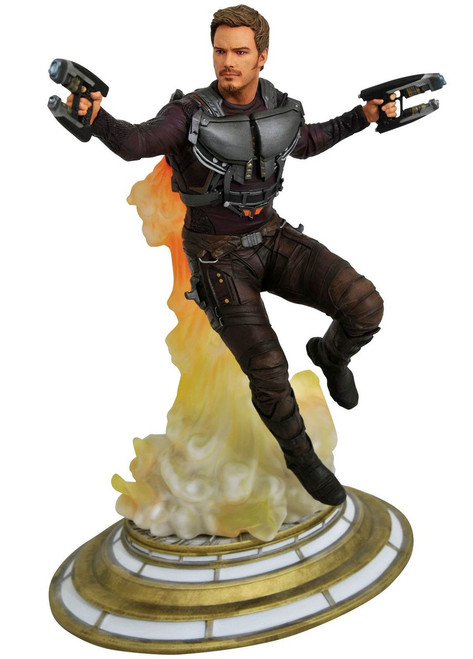 Guardians of the Galaxy 2 Marvel Gallery Star Lord 9-Inch Collectible PVC Statue