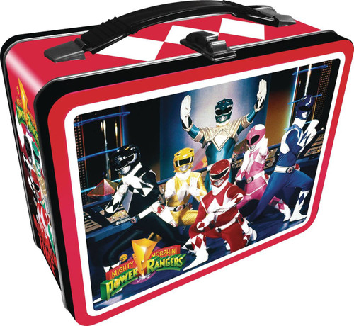 Mighty Morphin' Power Rangers Lunch Box