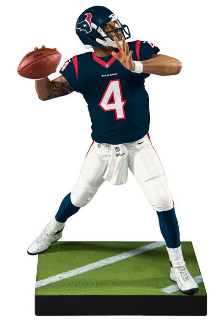 McFarlane Toys NFL Houston Texans EA Sports Madden 19 Ultimate Team Series 2 Deshaun Watson Action Figure [Blue Jersey]