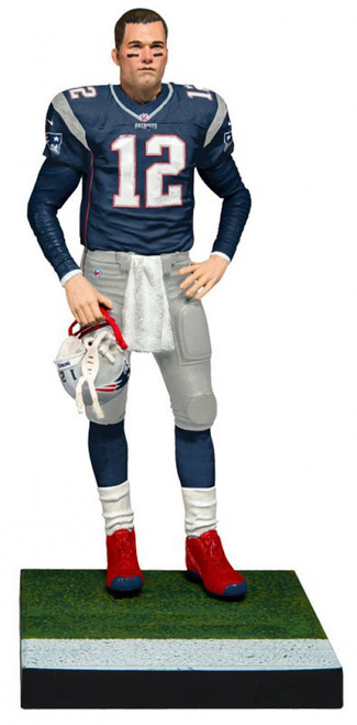 McFarlane Toys NFL New England Patriots EA Sports Madden 19 Ultimate Team Series 2 Tom Brady Action Figure