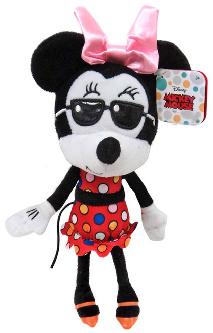 Disney Summer Minnie Mouse Exclusive 9-Inch Plush [Sunglasses]