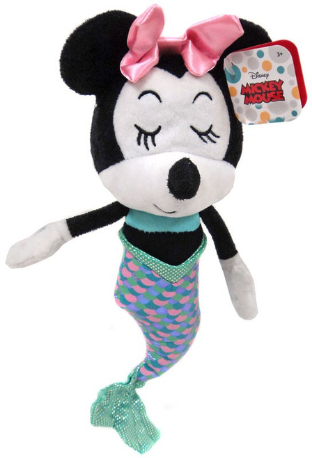 Disney Summer Minnie Mouse Exclusive 9-Inch Plush [Mermaid]