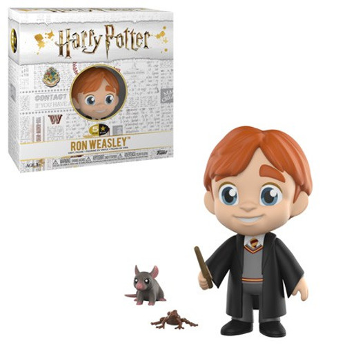 Harry Potter Funko 5 Star Ron Weasley Vinyl Figure [Robe]