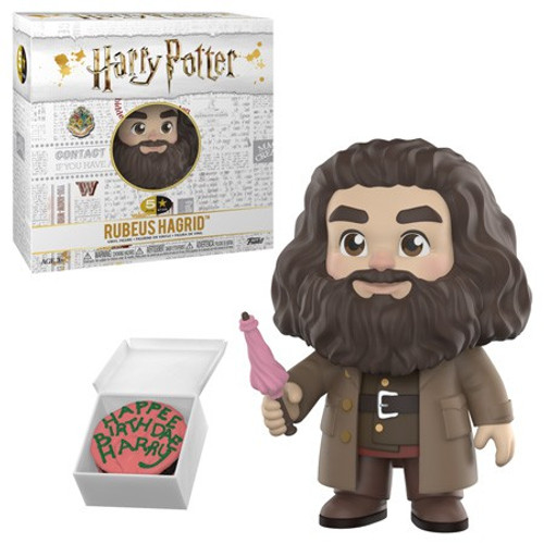 Harry Potter Funko 5 Star Rubeus Hagrid Vinyl Figure [Jacket]