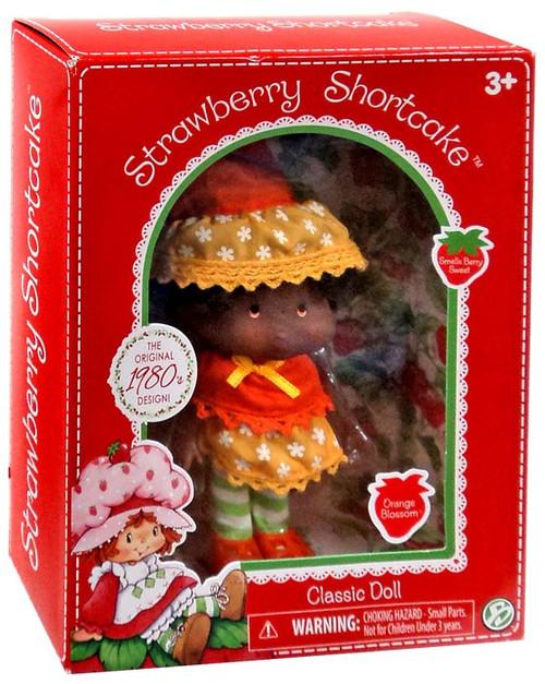 Strawberry Shortcake Orange Blossom 5.5-Inch Classic Doll