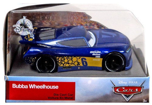 Disney / Pixar Cars Cars 3 Bubba Wheelhouse Exclusive Diecast Car