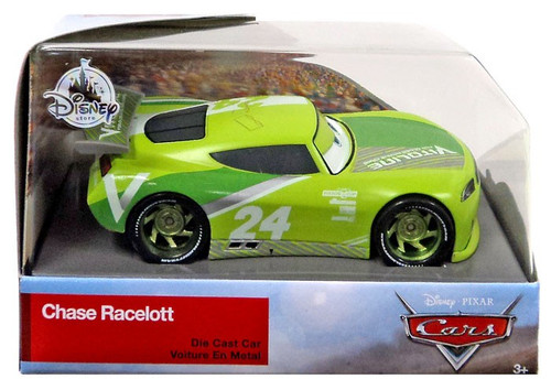 Disney / Pixar Cars Cars 3 Chase Racelott Exclusive Diecast Car