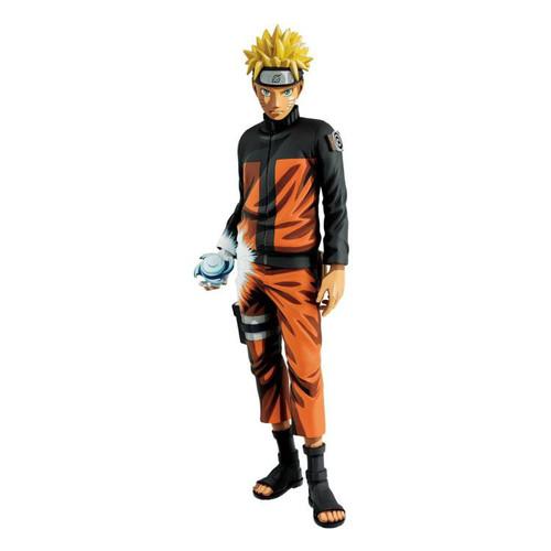 Naruto Shippuden Grandista Shinobi Relations Manga Dimensions Naruto Uzumaki 10.6-Inch Collectible PVC Figure