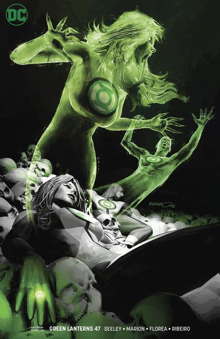 DC Green Lanterns #47 Comic Book [Variant]