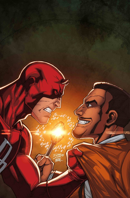 Marvel Comics Infinity Countdown #1 Daredevil Comic Book [Lim Variant]