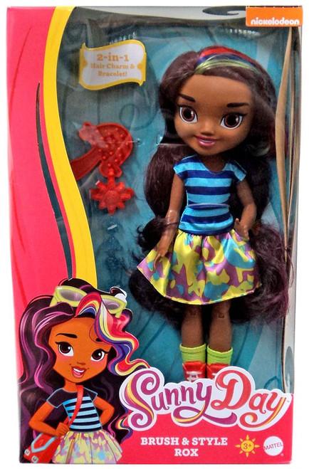 Nickelodeon Sunny Day Brush & Style Rox 11-Inch Doll