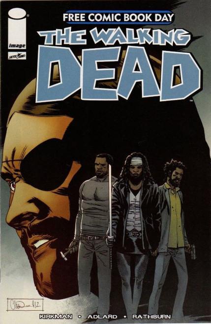 Image Comics The Walking Dead Free Comic Book Day Comic Book