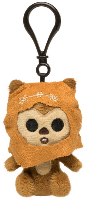 Funko Star Wars Return of the Jedi Ewok Exclusive Clip On Plush