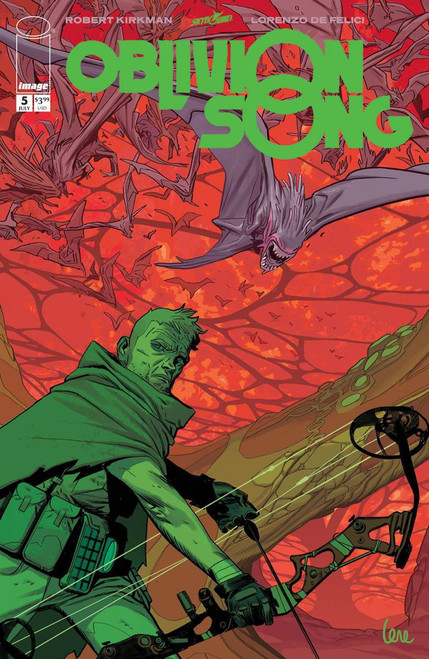 Image Comics Oblivion Song #5 Comic Book
