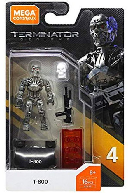 Terminator Heroes Series 4 T-800 Mini Figure
