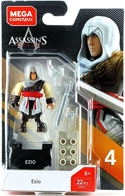 Assassin's Creed Heroes Series 4 Ezio Mini Figure