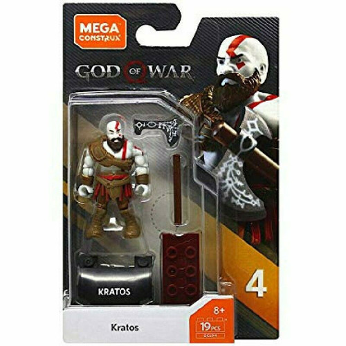 God of War Heroes Series 4 Kratos Mini Figure