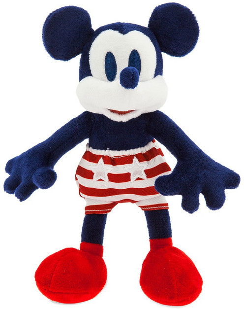 Disney Americana Mickey Mouse Exclusive 8.5-Inch Plush [2018]