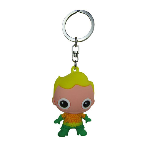 DC 3D Figural Keychains Series 1 Aquaman Keychain [Loose]