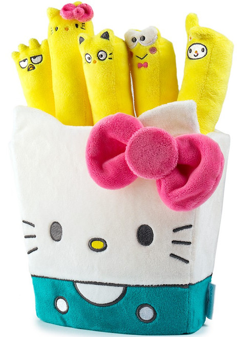 Sanrio Hello Kitty French Fries Medium Plush (Pre-Order ships May)