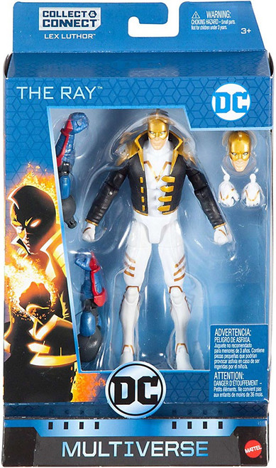 DC Multiverse Lex Luthor Series The Ray Action Figure [Rebirth]