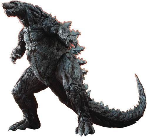 Godzilla: Planet of the Monsters S.H. Monsterarts Godzilla Earth Action Figure