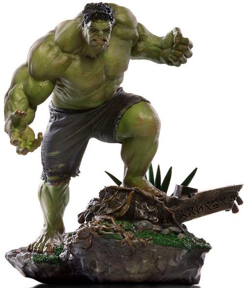Marvel Avengers Infinity War Hulk Battle Diorama Statue
