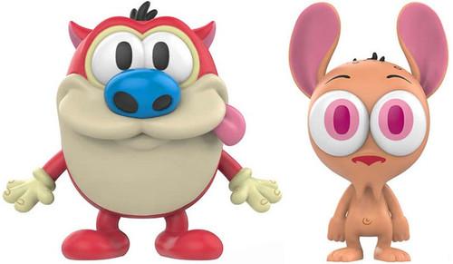 Funko Nickelodeon Ren & Stimpy Mystery Minifigure Set [Loose]