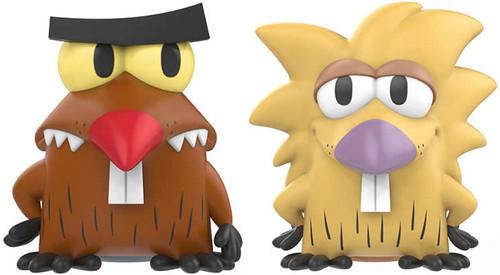 Funko Nickelodeon Norbert & Daggett Beaver 1/72 Mystery Minifigure [The Angry Beavers Loose]