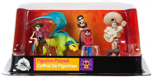Disney / Pixar Coco Exclusive 6-Piece PVC Figure Play Set