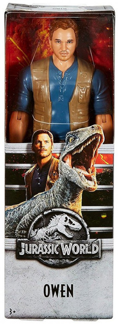 Jurassic World Fallen Kingdom Owen Action Figure