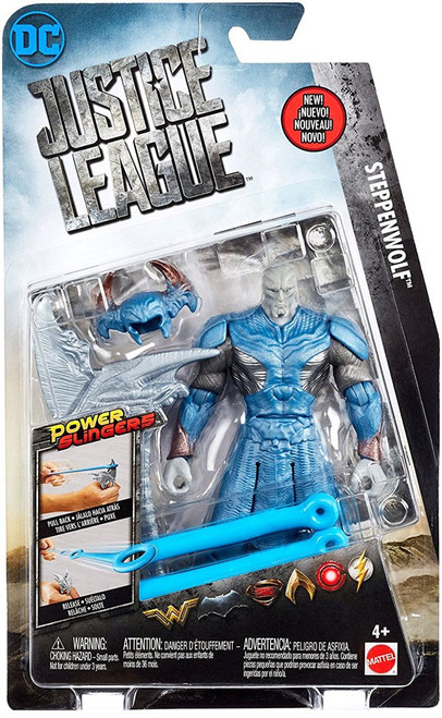 DC Justice League Movie Power Slingers Steppenwolf Action Figure