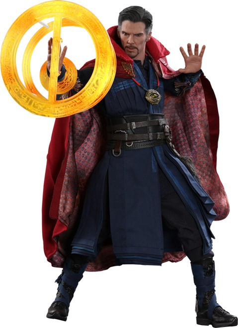 Marvel Avengers Infinity War Movie Masterpiece Doctor Strange Collectible Figure [Infinity War]