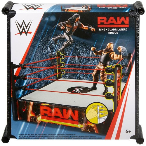 WWE Wrestling Raw Superstar Ring [2018]