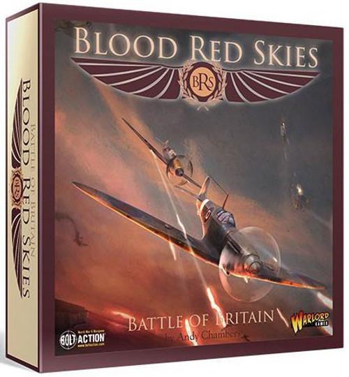 Blood Red Skies Tabletop Miniature Game
