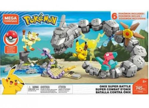 Pokemon Onix Master Battle Exclusive Set
