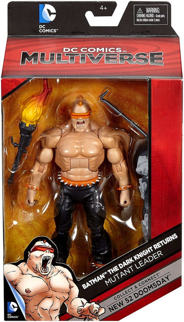 DC Batman: Dark Knight Returns Multiverse New 52 Doomsday Series Mutant Leader Action Figure [Loose]
