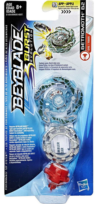 Beyblade Burst Evolution Betromoth B2 Single Top