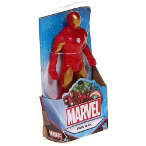 Marvel Iron Man Action Figure (Pre-Order ships January)