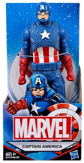Marvel Captain America Action Figure