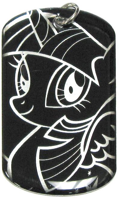 My Little Pony Friendship is Magic Dog Tags Metallic Twilight Sparkle Dog Tag #26 [Loose]