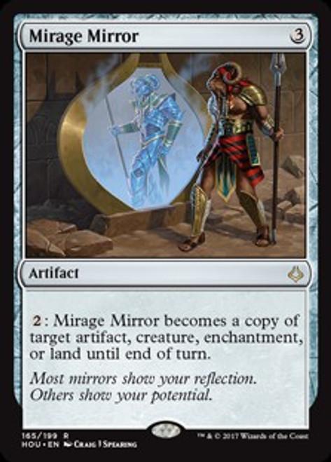 MtG Hour of Devastation Rare Foil Mirage Mirror #165