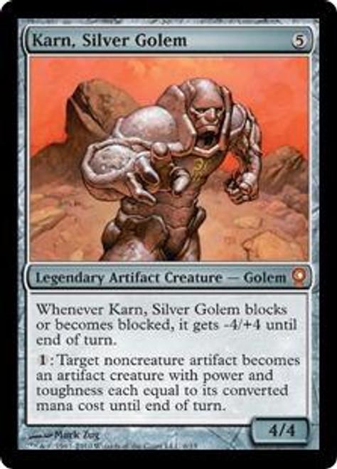 MtG From the Vault: Relics Mythic Rare Karn, Silver Golem #6