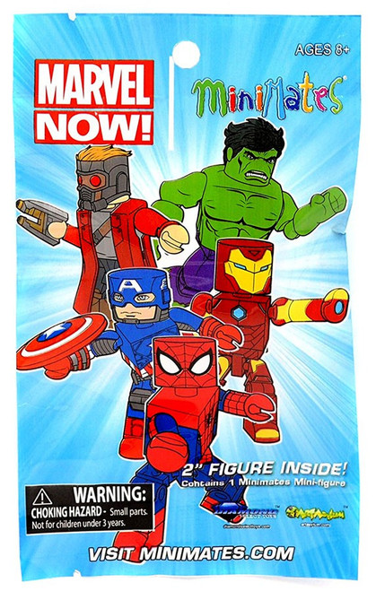 Minimates Marvel Now Mystery Pack