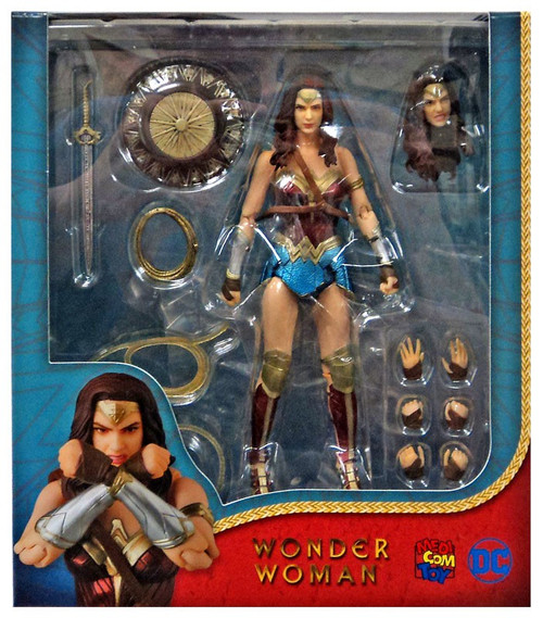 DC MAFEX Wonder Woman Action Figure #48