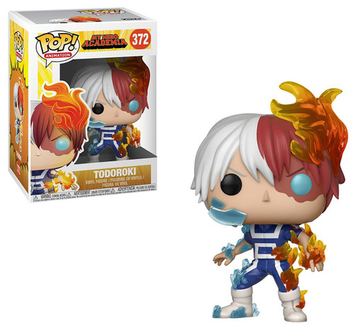 Funko My Hero Academia POP! Animation Todoroki Vinyl Figure #372