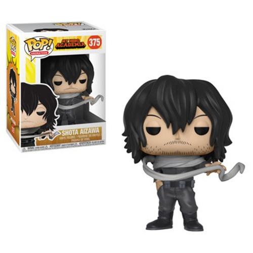 Funko My Hero Academia POP! Animation Shota Aizawa Vinyl Figure #375