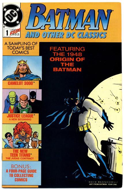 Batman & Other DC Classics #1 Comic Book [Very Fine]