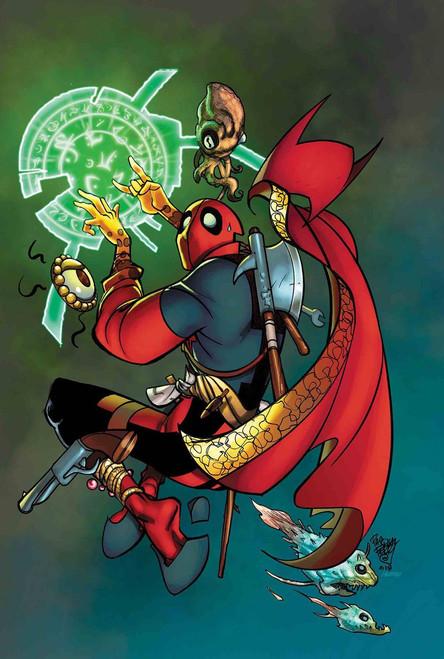 Marvel Comics Doctor Strange #390 Comic Book [Ferry Deadpool Variant]